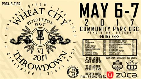 Wheat City Throwdown Vi Presented By Dynamic Discs 208