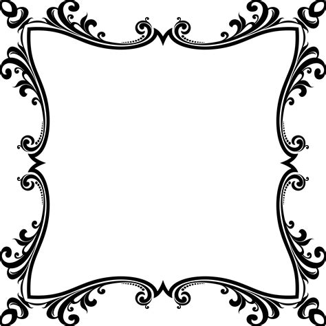 Decorative Flourish by Decorative Flourish Clipart Best