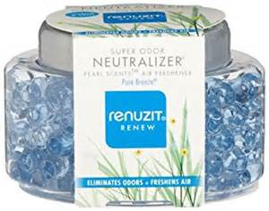Air Freshener Pearls 1723319 Renuzit Odor Neutralizer Pearl Scents