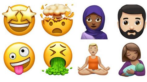 iphone new emojis check out the new emoji headed to apple devices news opinion pcmag