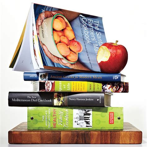 best cookbooks the best healthy cookbooks cooking light