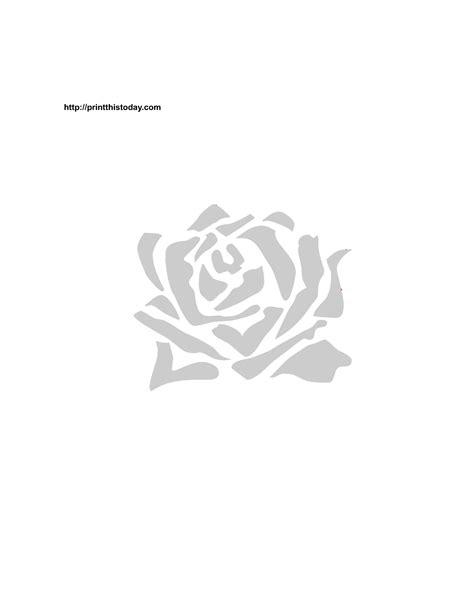printable stencils com free printable valentine stencils