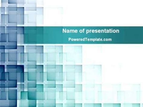 abstract pattern for paper presentation abstract geometric pattern powerpoint template by