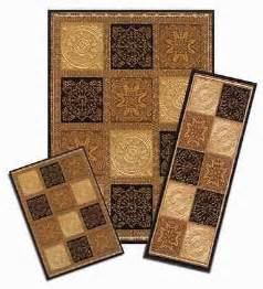 3pc rug set rugs home mat runner entryway hallway livingroom area kitchen what s it worth