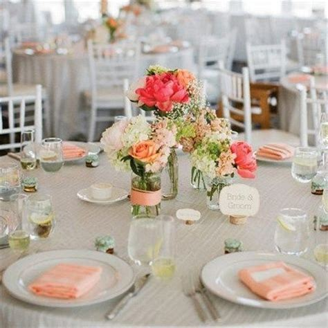 Simple Wedding Table Decorations 40 Delicate And Ivory Wedding Ideas Happywedd