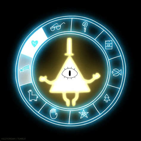 gravity falls bill cipher wheel gravity falls of clues and characters part ii sereign