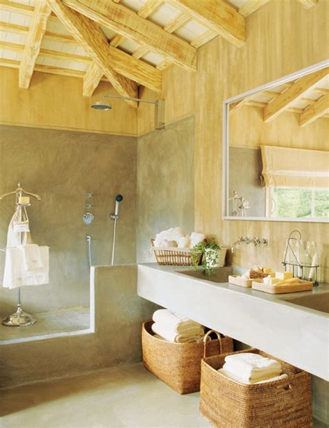 rustic chic bathroom ideas 39 cool rustic bathroom designs digsdigs