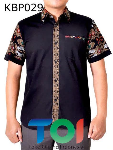 Batik Kemeja Batik Katun Halus Baju Batik 1 batik printing bahan katun baju batik modern printing