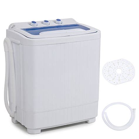 washer with built in della 169 mini washing machine portable compact washer and