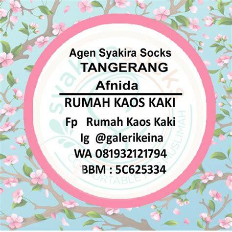 Kaos Kaki Jempol Seri Nusayba By Syakira Socks jual kaos kaki jempol motif adiba by syakira socks di lapak galeri keina bunda qinae