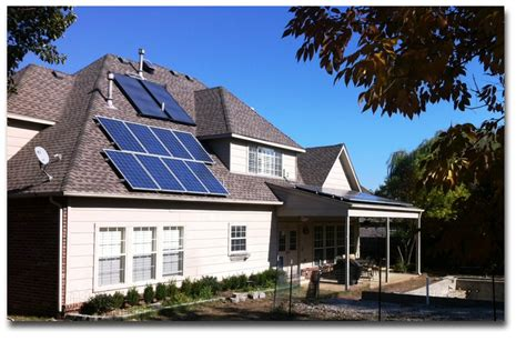 solar panels on homes how to solar power your home