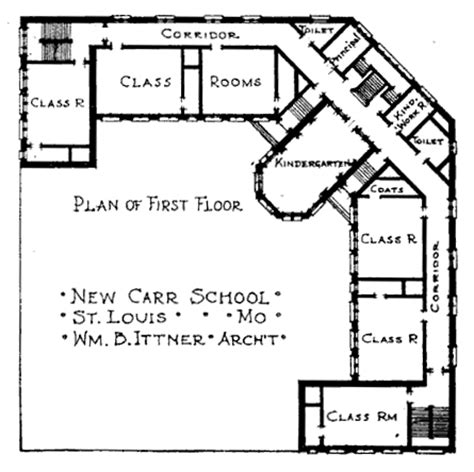 floor plan of school building school building plans
