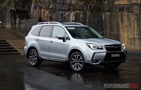 subaru forester 2016 black 2016 subaru forester xt premium review