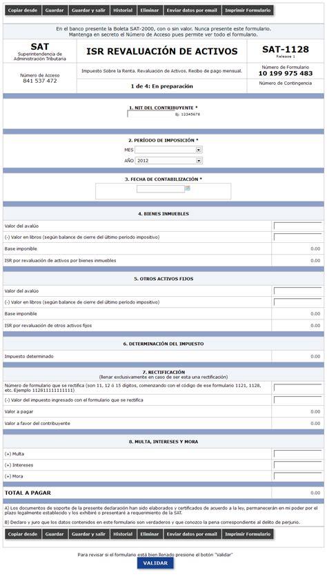 tabla de impuestos de cisrculacion 2016 sat de guatemala sat impuesto circulacion de vehiculos impuesto circulacion
