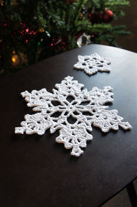 snowflake pattern for crochet snowflake mania ms premise conclusion