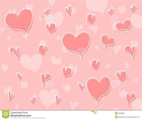 wallpaper doodle pink pink doodle hearts background pattern stock illustration