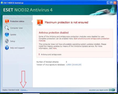 cara upgrade full version eset nod32 antivirus 4 cara update database offline eset nod32 antivirus mirakom