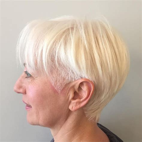 older women wedge haircut photos top 25 ideas about hair on pinterest short wedge haircut