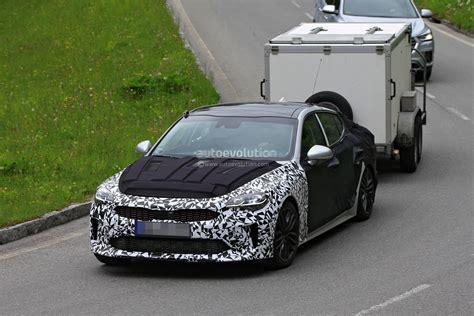 Kia Gt Production 2018 Kia Gt Looks Great In Newest Photos Autoevolution