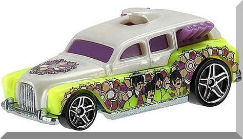 Hotwheels Cockney Cab Ii C 166 wheels cockney cab ii the beatles yellow submarine