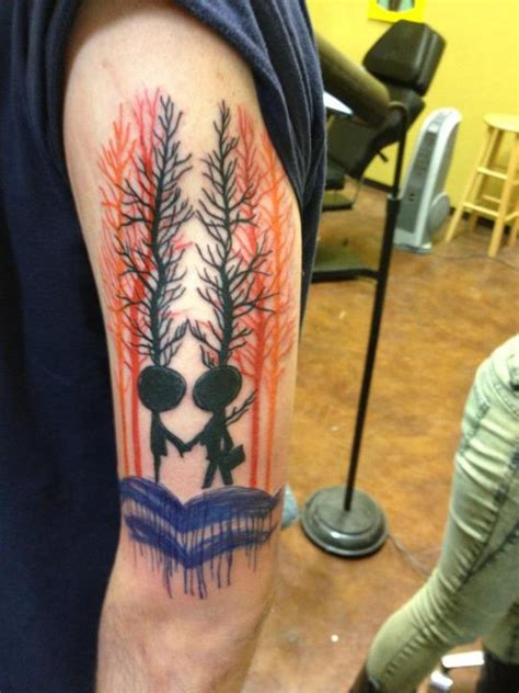 amazing radiohead tattoos part 1 30 tattoos nsf