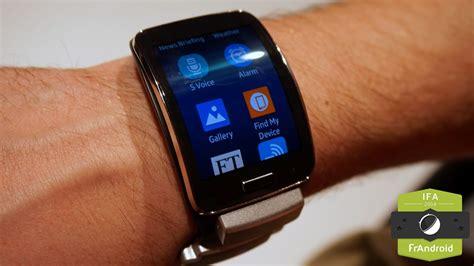 themes galaxy gear nouvelle montre connect 233 e samsung photo de montre