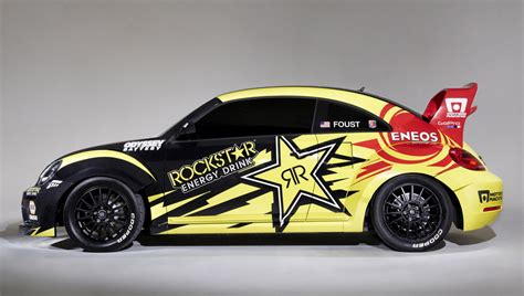 volkswagen beetle race car vw beetle rallycross car for tanner foust