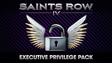Intel Background Check Before Offer Saints Row Iv The Executive Privilege Pack Failmid