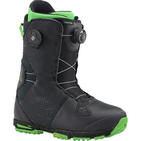 burton mens boots burton photon boa snowboard boot s
