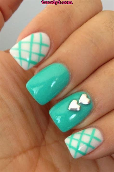 Cool Nail Designs Easy by Easy Nail Designs And Ideas For Beginners 2014 Cool