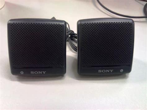 Speaker Mini Sony sony srs 7 portable mini speakers central ottawa inside