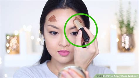 Base Makeup how to apply base makeup 10 steps with pictures wikihow