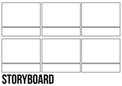 storyboard template 6 boxes storyboard template 6 boxes gallery template design ideas