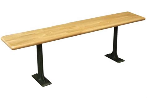 locker room benches locker room benches pollard brothers mfg