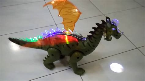 Mainan Dinosaurus Bisa Berjalan mainan dinosaurus