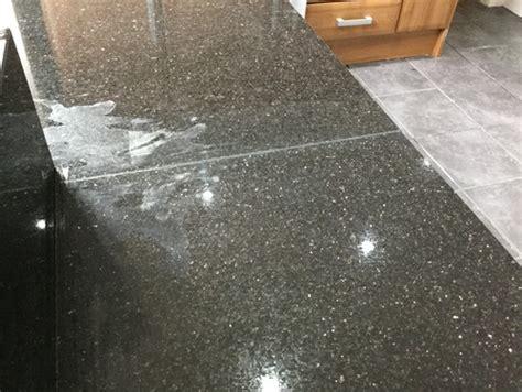 Home Decor Ltd granite kitchen worktop joint