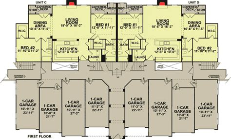 8 unit apartment floor plans creative 8 unit apartment building 83118dc 1st floor