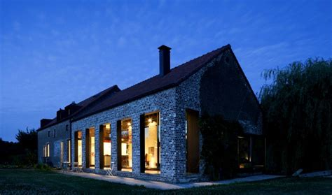 convert traditional home to modern old farmhouse turned contemporary by studio farris