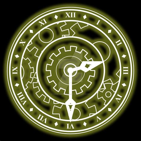 Magic Circle magic circle 05 chrono lexis by void immortal on deviantart