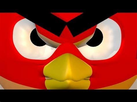 Kaos 3d Umakuka Angry Bird real 3d angry birds 3d animation