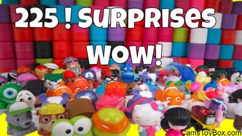 Blind Bag Toys Paw Patrol 200 toys opening mashems finding dory