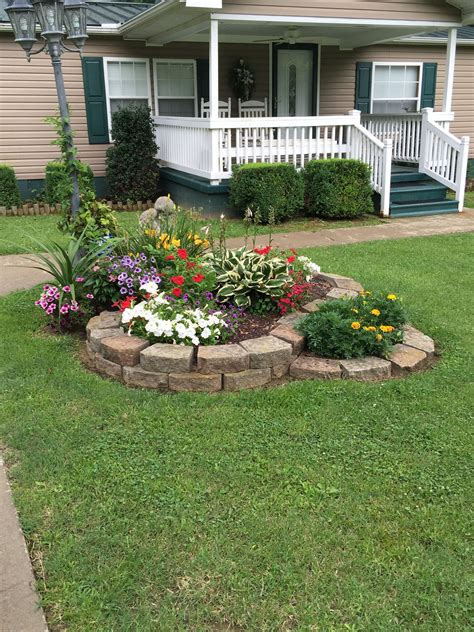 front yard landscaping design ideas cheap