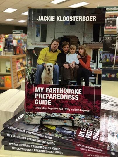 Emergency Preparedness Giveaways - the great british columbia shakeout earthquake preparedness guide giveaway being tazim