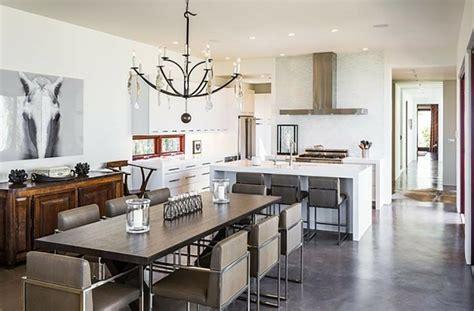 luminaire led cuisine ambiance cosy par le luminaire led dans une cuisine moderne design feria