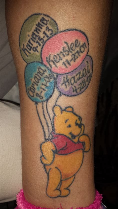 pooh tattoo designs winnie the pooh images designs