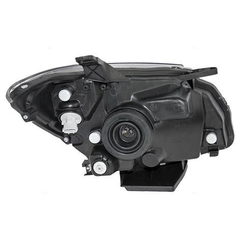 Pontiac Vibe 03 by 03 04 Pontiac Vibe Drivers Headlight Assembly