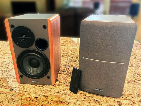 edifier rt1280t powered bookshelf speaker review
