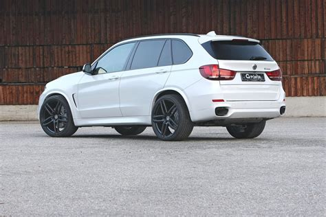 bmw x5 g power gives 455 horsepower to the bmw x5 m50d