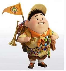 Film Up Boy | is the boy from the pixar movie up asian american quora
