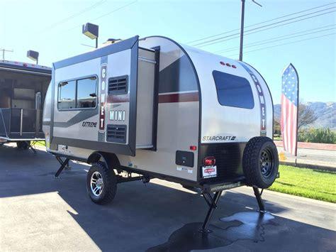mini travel trailers 2017 new starcraft comet mini travel trailer in california ca